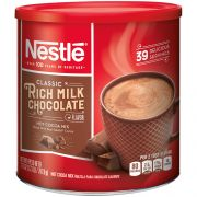 Nestle Rich Milk Chocolate Hot Cocoa Mix, 27.7 Ounce -- 6 per case.
