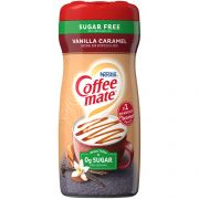 Coffee Mate Vanilla Caramel Powder, 10.2 Ounce -- 6 per case.