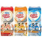 Nestle Coffee Mate Coffee Creamer - Variety Pack, 50 count per pack -- 3 per case