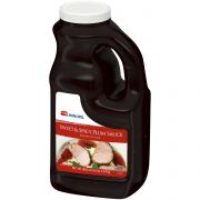 Nestle Ready to Use Minor Sweet and Spicy Plum Sauce, 0.5 gallon -- 4 per case.