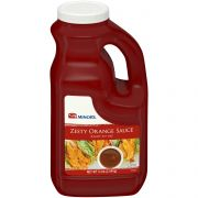 Minors Zesty Orange Ready To Use Sauce,  .5 Gallon --- 4 Per Case