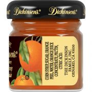 Dickinsons Orange Marmalade -- 72 per case.