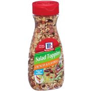 Mccormick Crunchy and Flavorful Salad Toppins, 3.75 Ounce -- 6 per case