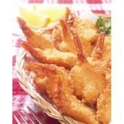 Singleton Breaded Butterfly Shrimp, 6 Ounce -- 12 per case.