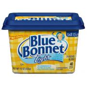 Blue Bonnet Light Spread Bowl,15 Ounce -- 12 per case.