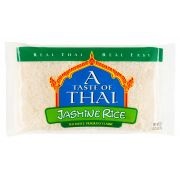 A Taste of Thai Garlic Basil Coconut Jasmine Rice, 35 Ounce -- 12 per case
