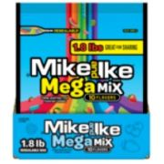 Mike and Ike Mega Mix Chewy Candy, 28.8 Ounce Stand Up Bag -- 6 per case.
