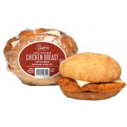 Pierre Signatures Spicy Chicken with Cheese Sandwich, 7.75 Ounce -- 12 per case.
