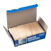 Royal Kokeshi Toothpick, 800 count per pack -- 24 per case.