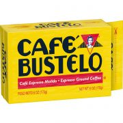 Cafe Bustelo Espresso Ground Coffee, 6 Ounce -- 12 per case.