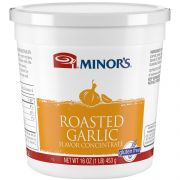 Nestle Minors Roasted Garlic Flavor Concentrate, 1 Pound -- 6 per case.