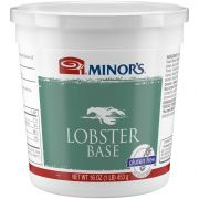 Nestle Minors No Added MSG Lobster Base, 1 Pound -- 6 per case.