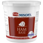 Nestle Minors No Added MSG Ham Base, 1 Pound -- 6 per case.