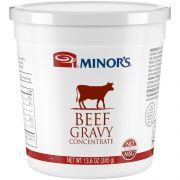 Nestle Minors Concentrate No Added MSG Beef Gravy, 13.6 Ounce -- 6 per case.