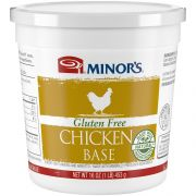 Nestle Minors Gluten Free Chicken Base made with Natural Ingredients 1 Pound -- 6 per case.