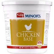 Nestle Minors No Added MSG Chicken Base, 1 Pound -- 6 per case.