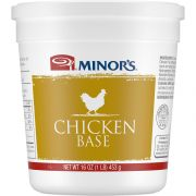 Nestle Minors Chicken Base, 1 Pound -- 6 per case.