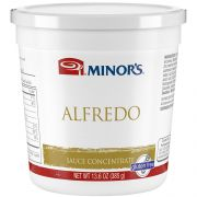 Nestle Minors Alfredo Sauce Concentrate, 13.6 Ounce -- 6 per case.