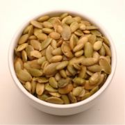 Azar Nut Roasted and Salted Pepitas Pumpkin Seed, 10 Pound -- 1 each.