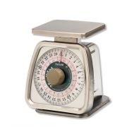 Taylor Rotating Dial Mechanical Scale - Analog Portion Control Scale, 2 Ounce -- 1 each.