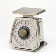 Taylor Rotating Dial Mechanical Scale - Analog Portion Control Scale, 0.25 Ounce -- 1 each.