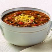 Blount Seafood Turkey Chili with Beans, 4 Pound -- 4 per case.