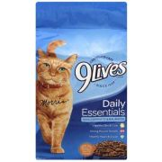 9 Lives Daily Essentials Cat Food, 3.15 Pound -- 4 per case.