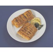 Citrus Pepper Glaze Grilled Salmon Fillet, 4 Ounce of 36-46 Pieces, 10 Pound -- 1 each.