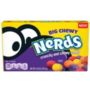 Nerds Concession Crunchy and Chewy Candy, 4.25 Ounce -- 12 per case