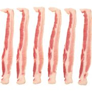 Wright Traditional Natural Thick Sliced Applewood Smoked Bacon, 15 Pound -- 1 each.