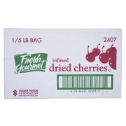 Sugar Foods Yellowframe Farms Infused Dried Cherry, 5 Pound -- 1 each.