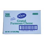 Cheese N Joy Parmesan 200 Packet 3.5 Gram