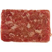 Philly Sensations Raw Philly Beef Steak, 6 Ounce Slices -- 27 per case.
