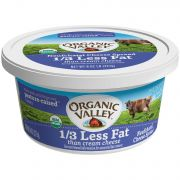 Organic Valley Organic Pasteurized Neufchatel - Tub, 8 Ounce -- 12 per case