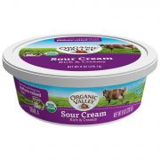 Organic Valley Sour Cream, 8 Ounce -- 12 per case