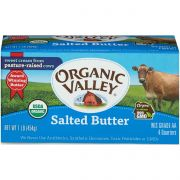 Organic Valley Salted Butter - Stick, 1 Pound -- 15 per case