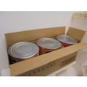 Monterey Garlic Style Whole Mushrooms - no. 10 can, 3 cans per case