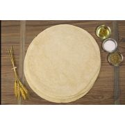 Ultra Thin Par Baked 10 inch Round Ultimate Pizza Crust, 11.25 Ounce -- 10 per case.
