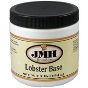 JMH Premium Lobster Base, 1 Pound -- 6 per case.
