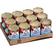 Early California Large Reduced Sodium Pitted Ripe Olives, 6 Ounce -- 12 per case.