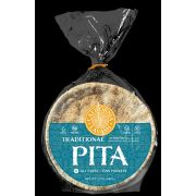 California Lavash Thin and Pocketed Traditional Pita, 12 Ounce -- 8 per case