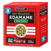 Seapoint Farms Lightly Salted Dry Roasted Edamame, 6.35 Ounce -- 12 per case