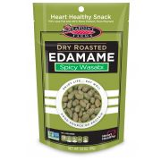 Seapoint Farms Wasabi Dry Roasted Edamame, 3.5 Ounce -- 108 per case