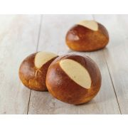 Labriola Pretzel Slider Roll, 2.75 Ounce -- 160 per case.
