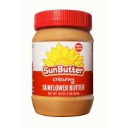 Sunflower Seed Sunbutter Creamy Spread, 1 Pound -- 6 per case.