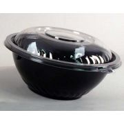 WNA PET Clear Caterline Dome Lid Only -- 50 per case.