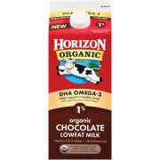 Horizon Organic Chocolate Milk, 0.5 Gallon -- 6 per case