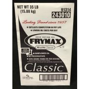 Frymax Classic Sunflower Frying Oil, 35 Pound -- 1 each.