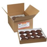 Bake N Joy Chocolate Flavored Whoopie Pie Shell, 1 Ounce -- 108 per case.
