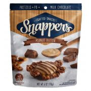 Snappers Peanut Butter Milk Chocolate, 6 Ounce -- 6 per case.